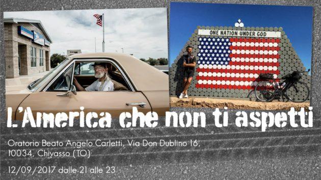 L'America che non ti spetti | Fabio Rinaldi